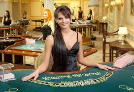 Female Professional Casino Dealers